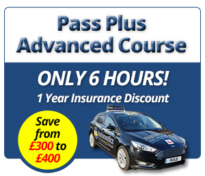 Driving Lesson Offers & Deals - Pass Plus Advanced Course