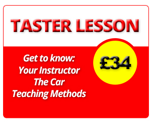 Driving Lesson Offers & Deals - Taster Driving Lesson