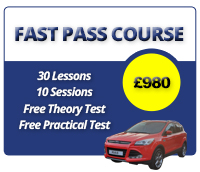 Driving Lesson Offers & Deals - Automatic Fast Pass Course