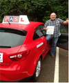 RAS Driving School - Pupil Driving Test Pass Cambridge