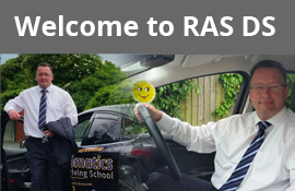 RAS Driving School instructor